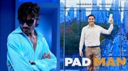 dhanush acting in akshaykumar padman movie tamil remake