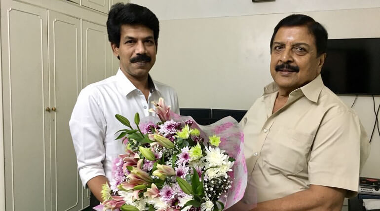 Actor Sivakumar appreciated the performance of Jyothika in Naachiyaar and lauded the entire team