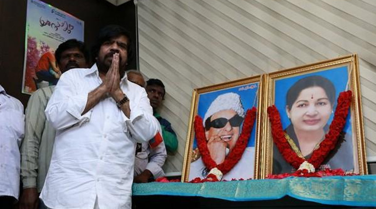 Actor Politician T Rajendar announce his important announcement on february 28 coming wednesday