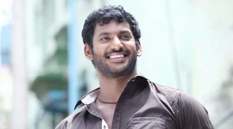 vishal admitted in delhi hospital