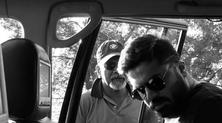 Actor Simbu Says Chekka Chivantha Vaanam Movie Producers Accused Phone Calls Against Simbu