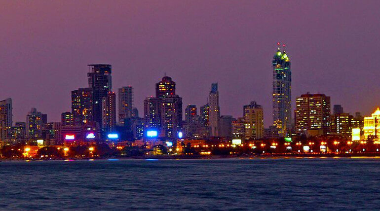 mumbai city as the 12th richest city in the world