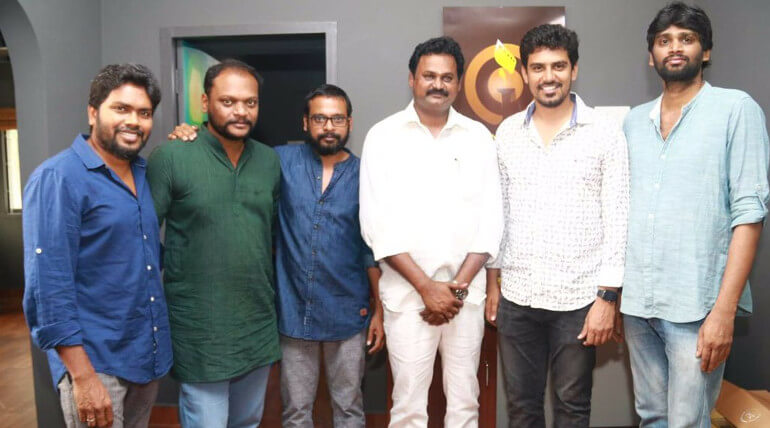 jiiva gypsy movie poojai and crew details revealed, image credit - gypsy team