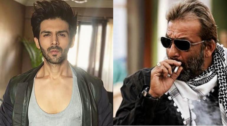 kartik aaryan sanjay dutt in jigarthanda movie hindi remake