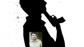 chennai police officer suicide
