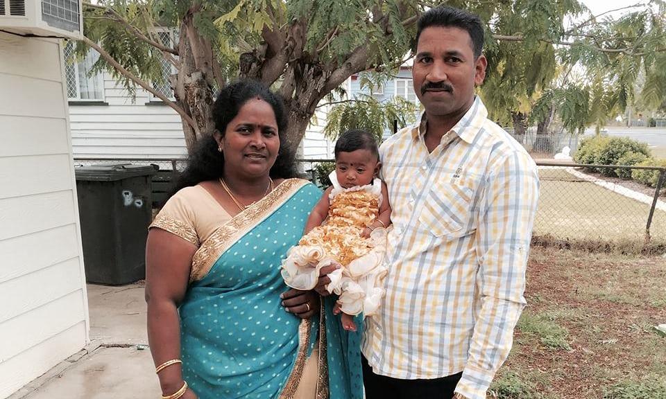 Nadesalingam family
