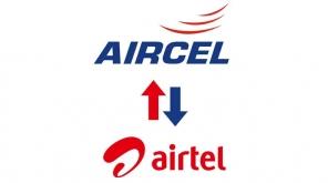 ஏர்செல் வாடிக்கையாளர்கள் சுலபமாக போர்ட் கோட் பெறலாம். photo credit Aircel and Airtel.