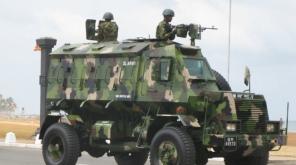அவசர நிலை பிரகடனம் செய்தது சிங்கள அரசு.Representation Image of Sri Lankan Army.Image credit: Wikimedia