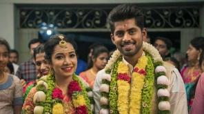 actor kathir weds sanjana erode. photo credit - kathir @am_kathir (aruntitanstudio)