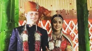 கடந்த மார்ச் 12ஆம் தேதி நடிகை ஷ்ரேயா ரஷ்ய தொழிலதிபரை மணந்துள்ளார்.