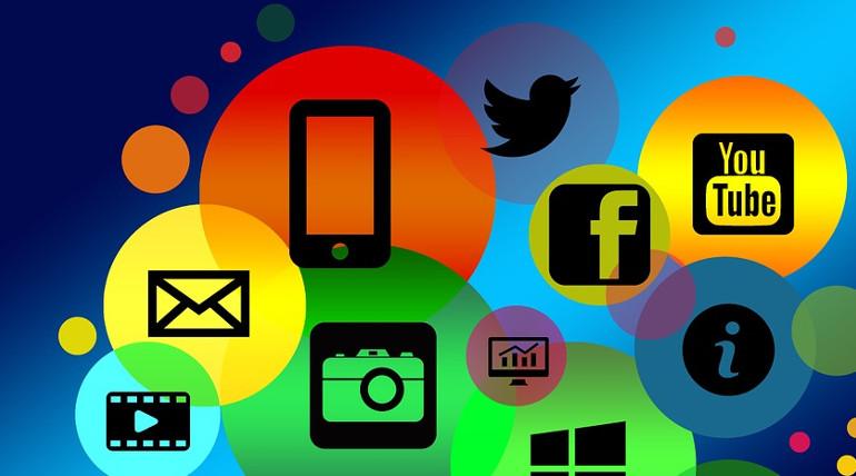சமூக வலைத்தளங்களை முடக்கியது சிங்கள அரசு.Social media illustration image. Image credit:Flickr