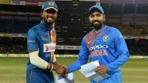 முத்தரப்பு T20 போட்டி ஆறு விக்கெட் வித்தியாசத்தில் இலங்கையை வீழ்த்திய இந்தியா.