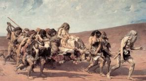 900 ஆண்டுகளாக நீடித்த கடுமையான வறட்சி காரணமாகவே சிந்து சமவெளி மக்கள் இதர கண்டங்களுக்கு குடிபெயர்ந்துள்ளனர்.