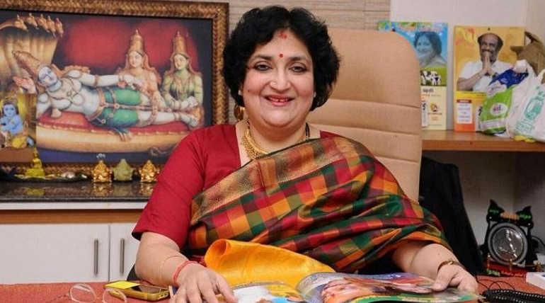 உச்ச நீதிமன்றம் லதா ரஜினிகாந்த் அளித்த மனுவை தள்ளிப்படி செய்துள்ளது.