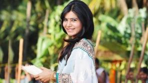 நடிகை சமந்தாவால் சென்னையில் போக்குவரத்து ஸ்தம்பிப்பு