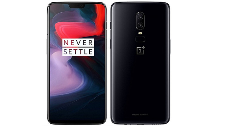 Here Is The OnePlus 6 Update Midnight Black Variant Available In Amazon India
