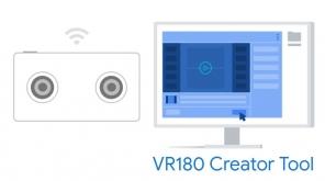 கூகுள் நிறுவனம் VR180 விடீயோக்களை எடிட் செய்வதற்கு கூகுள் VR180 கிரியேட்டர் என்ற மென்பொருளை அறிமுகம் செய்துள்ளது
