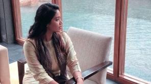 நடிகை நிவேதா பெத்துராஜ், தான் பிரபு தேவாவுடன் இணைந்து நடிக்க உள்ள 'பொன் மாணிக்கவேல்' படம் குறித்து பேசியுள்ளார்.