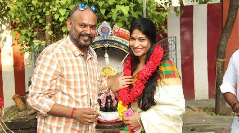 பிக்பாஸ் நிகழ்ச்சிக்கு பிறகு மீண்டும் இயக்குனர் வெங்கட் பிரபுவுடன் விஜயலட்சுமி இணைந்துள்ளார்.