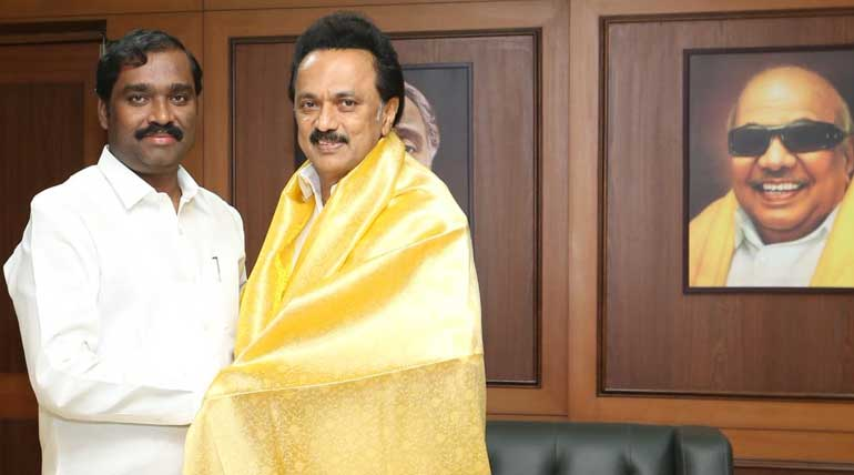 DMK Alliance 2019. New support from Tamizhaga Vazhvurimai Katchi